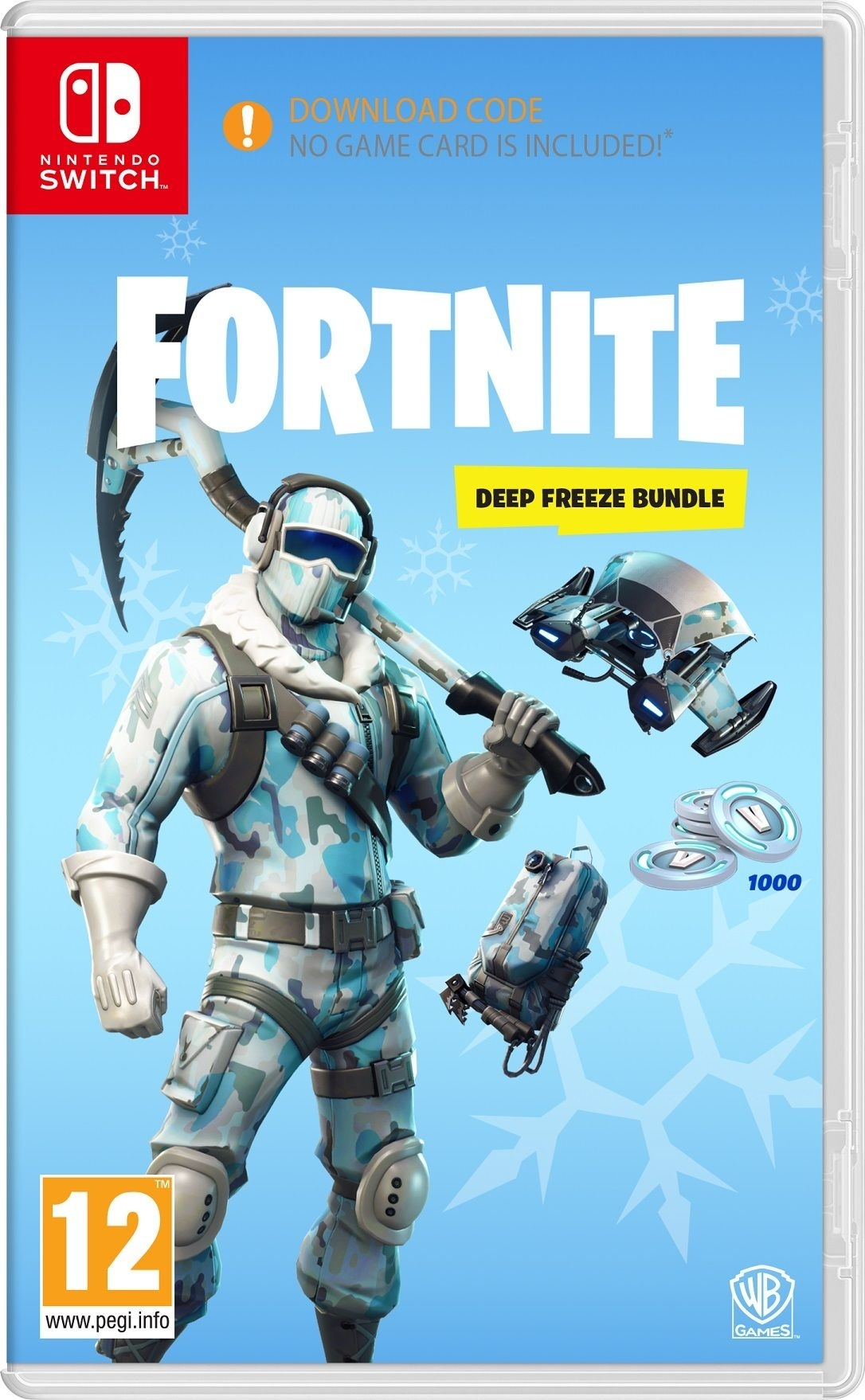 Fortnite Deep Freeze Bundle (Switch)