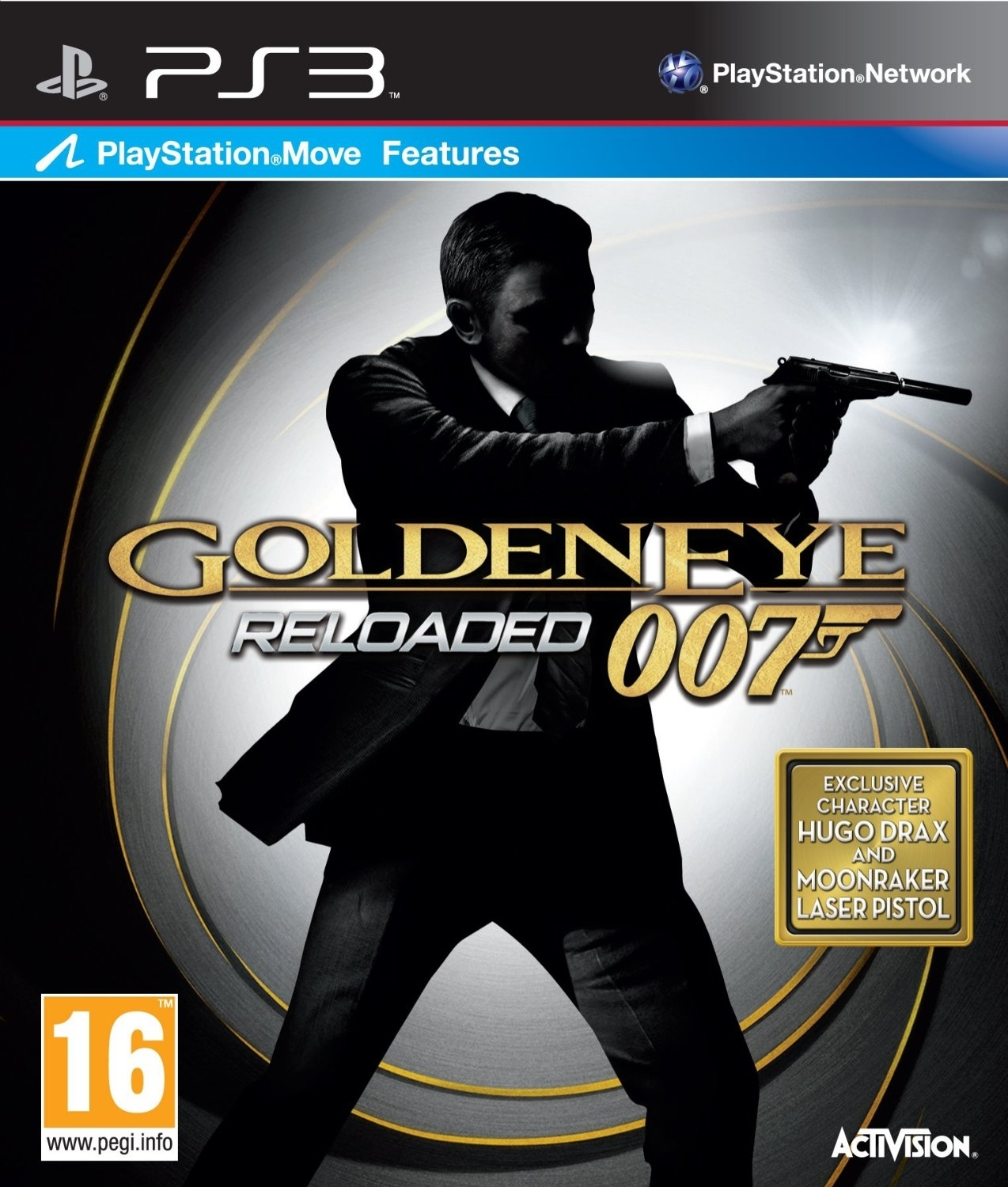 GoldenEye 007: Reloaded Move (PS3)