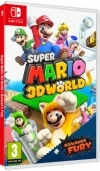 Super Mario 3D World Bowser's Fury Switch
