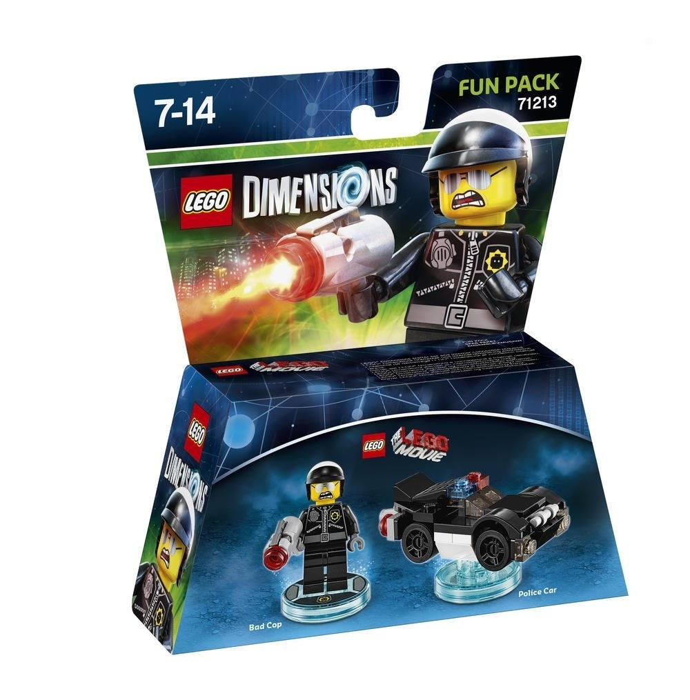 Lego Movie Bad Cop Fun Pack