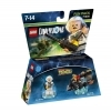 LEGO Dimensions Fun Pack Back To The Future Doc Brown 71230