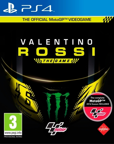 Valentino Rossi The Game MotoGp (PS4)