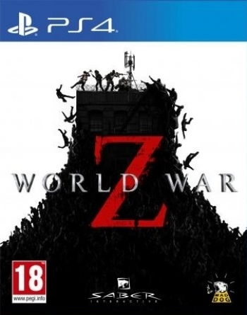 World War Z PL (PS4)