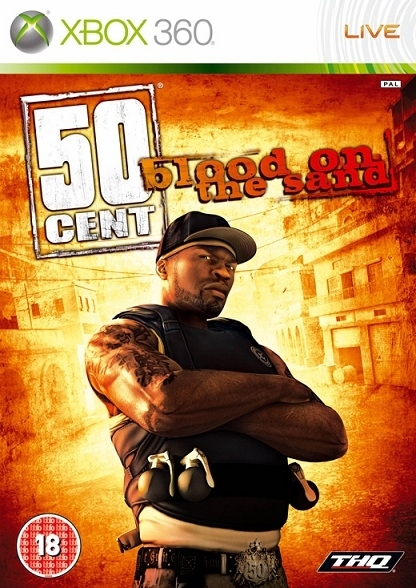 50 Cent: Blood On The Sand (Xbox 360)