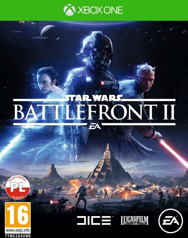 Star Wars Battlefront II PL (Xbox One)