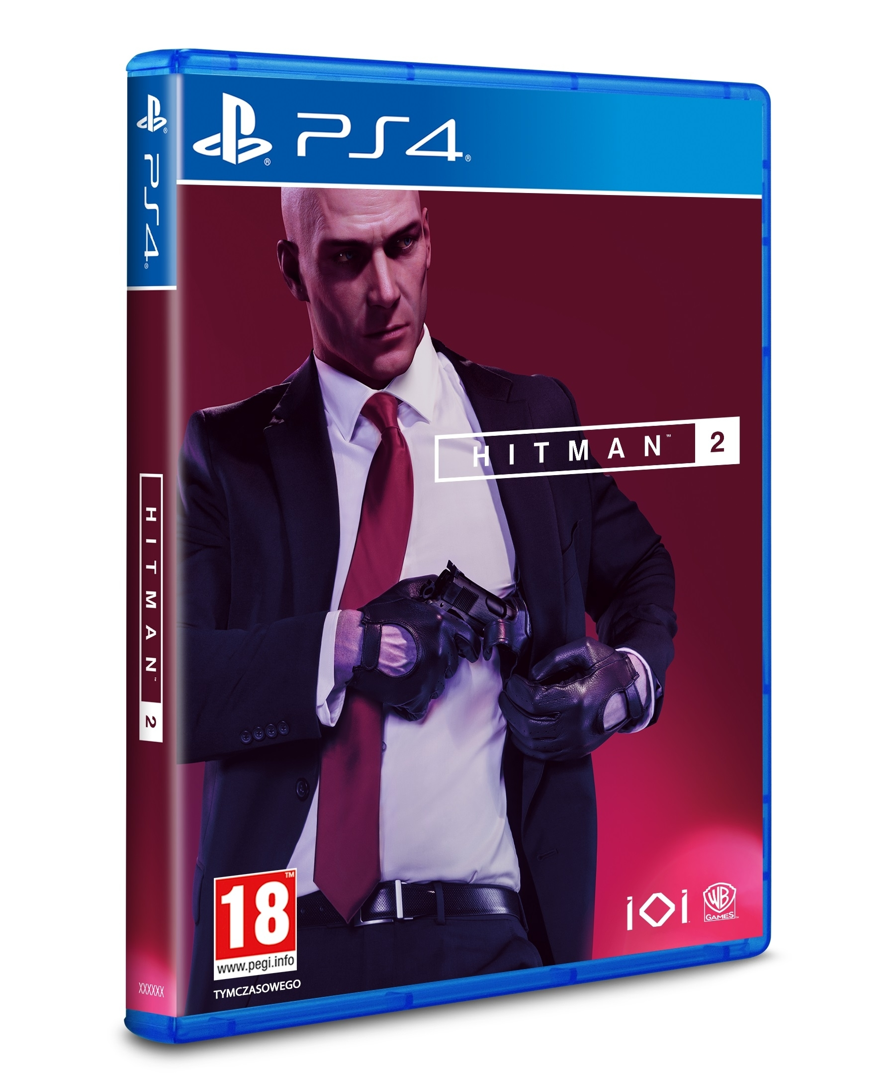 Hitman 2 PL (PS4)