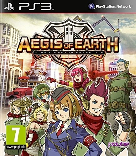 Aegis Of Earth Protonovus Assault (PS3)