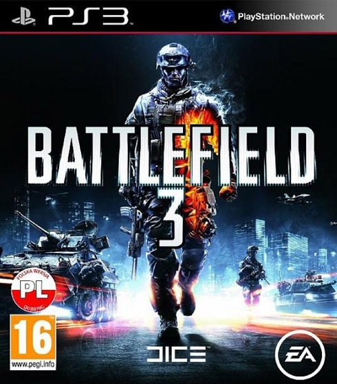 Battlefield 3 PL (PS3)