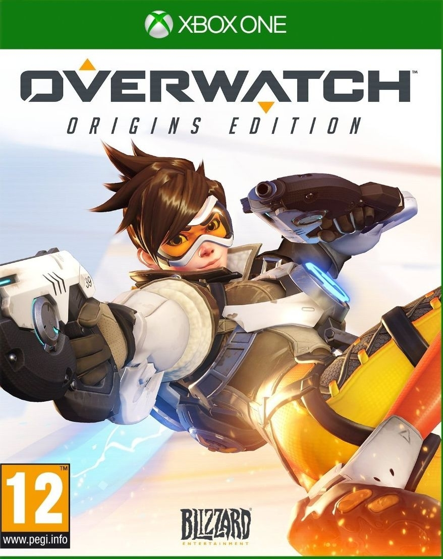 Overwatch PL (Xbox One)