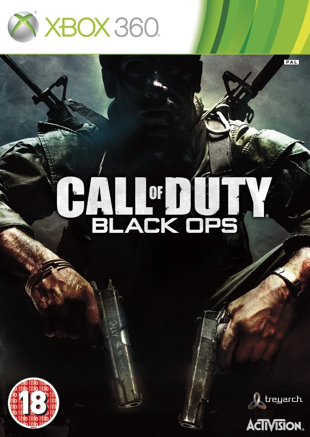 Call of Duty: Black Ops PL (Xbox 360)