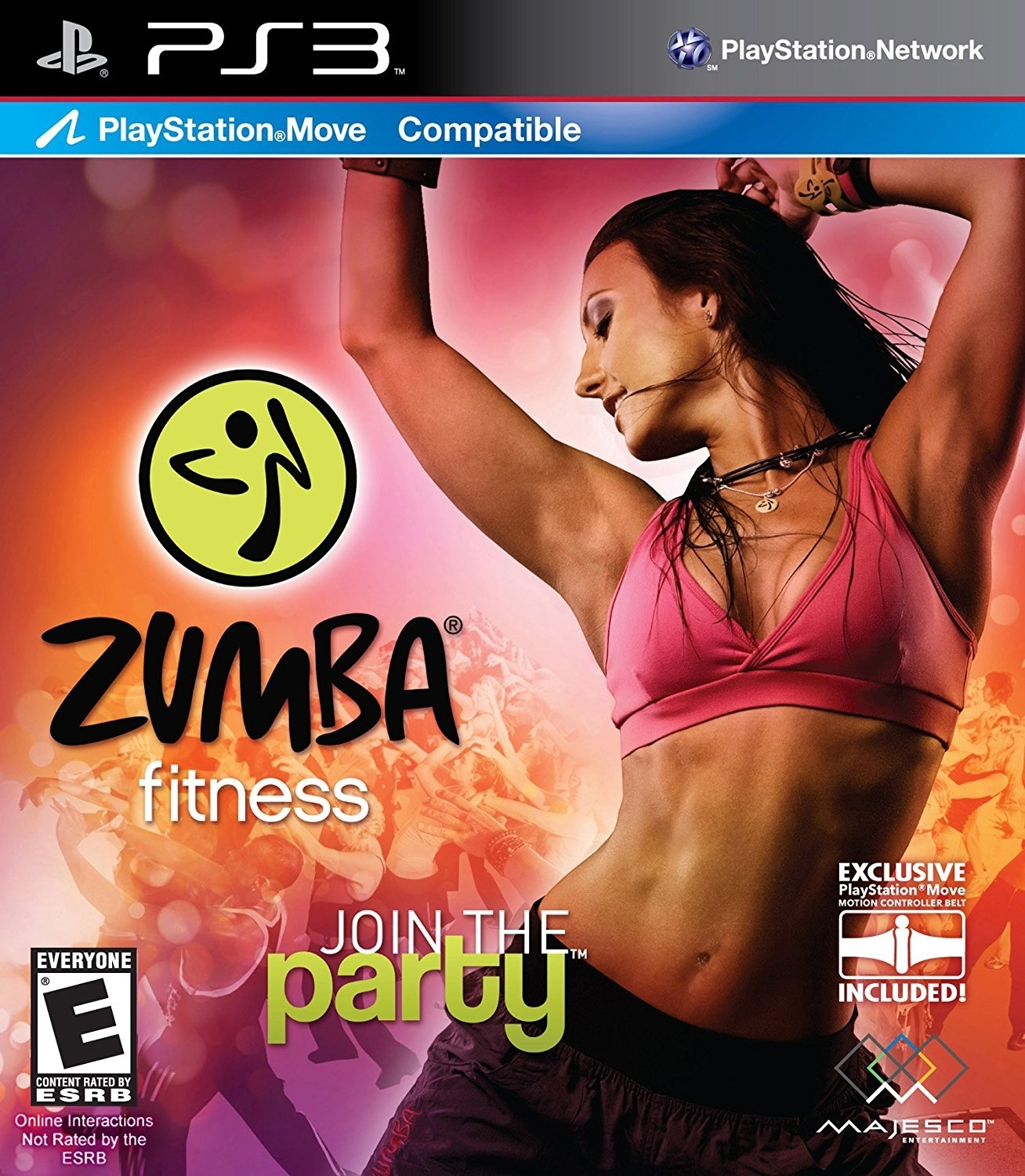 Zumba Fitness Join the Party Move (PS3)
