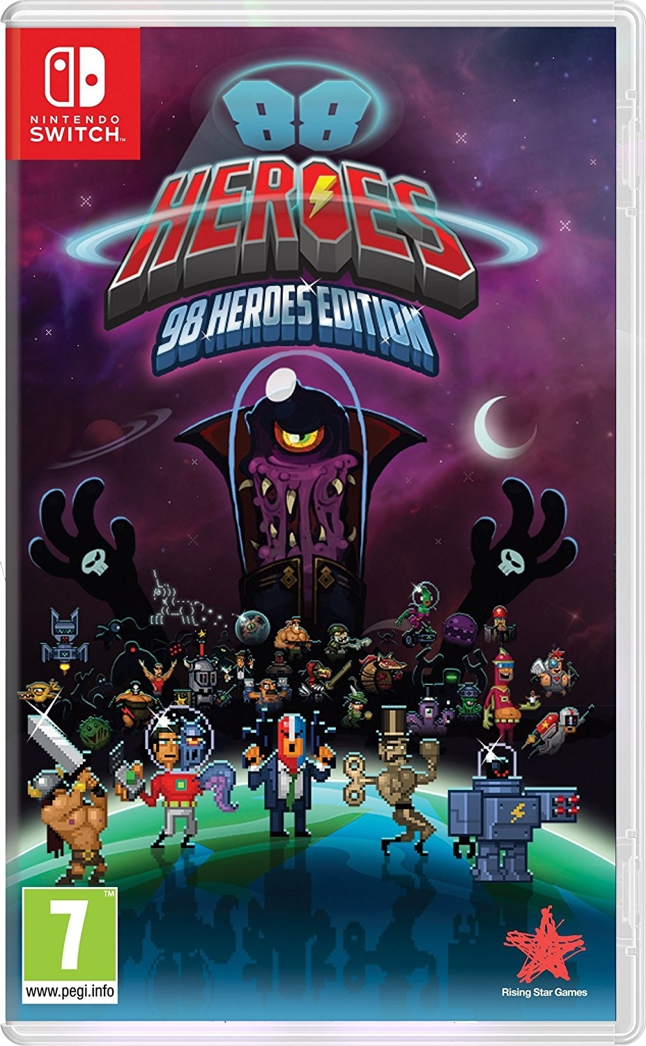 88 Heroes: 98 Heroes Edition Nintendo Switch