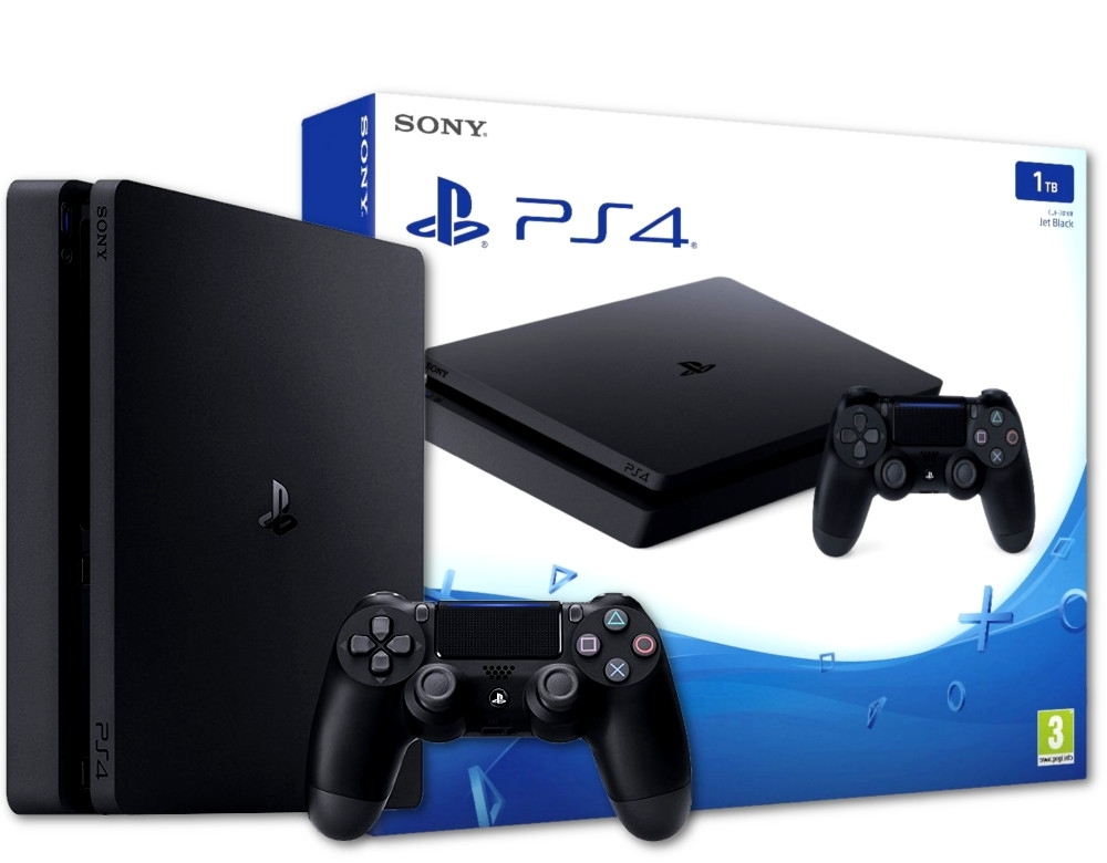 Konsola PlayStation 4 Slim 1 TB (PS4 Slim)