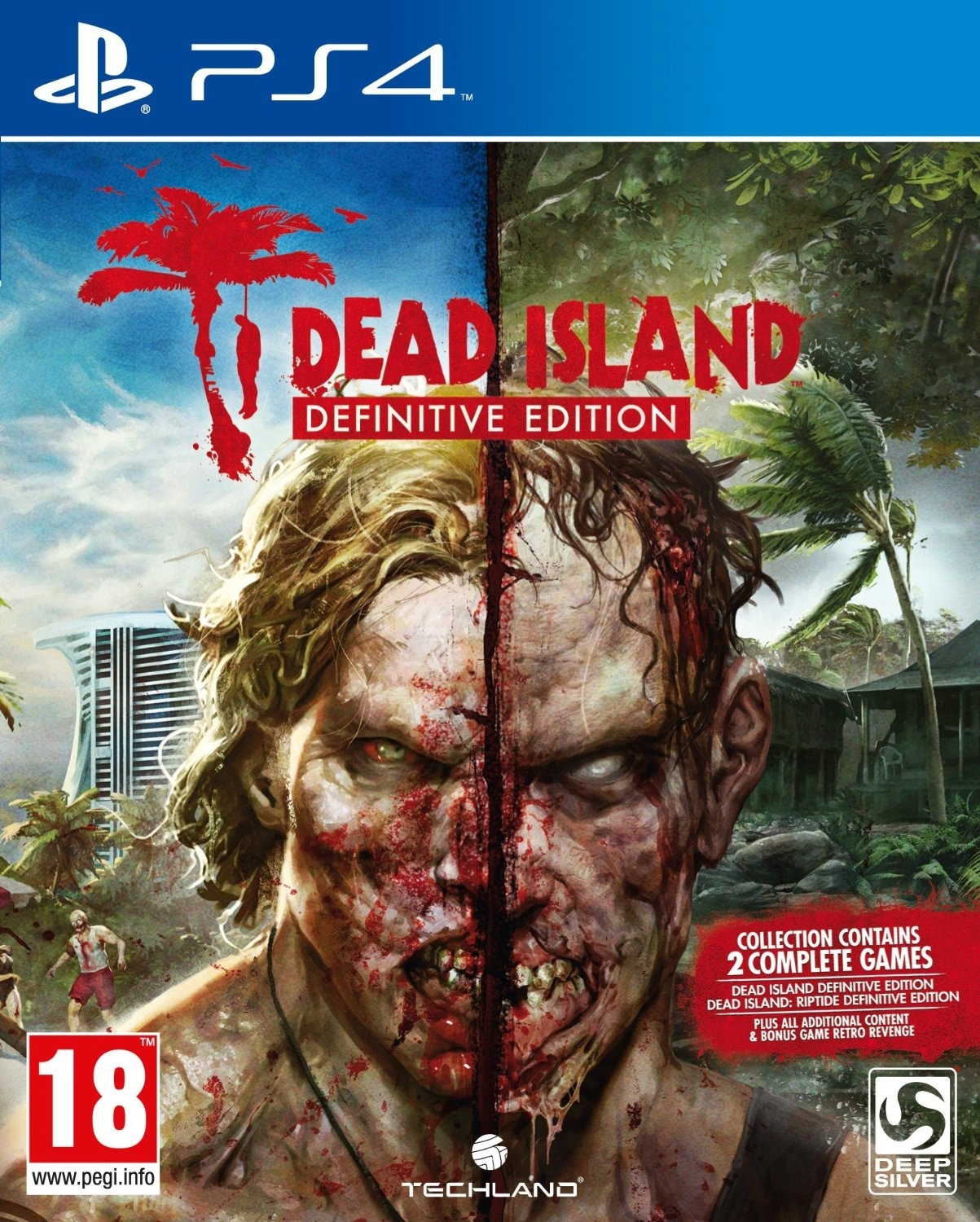 Dead Island Definitive Edition PL (PS4)