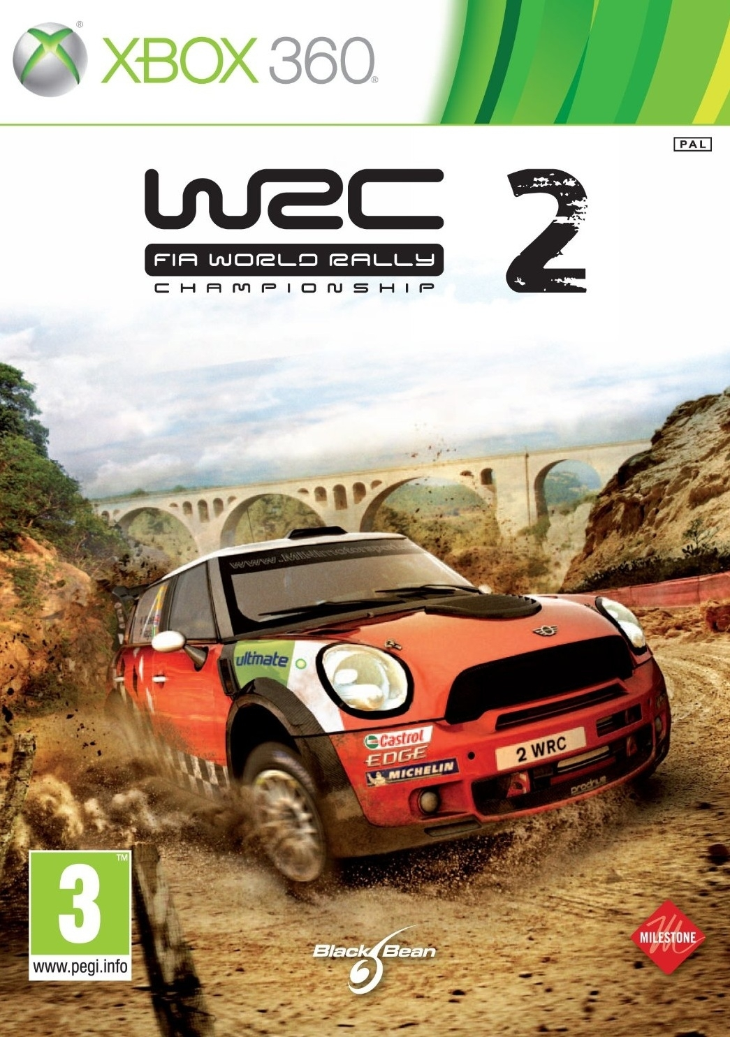 Wrc: Fia World Rally Championship 2 (Xbox 360)