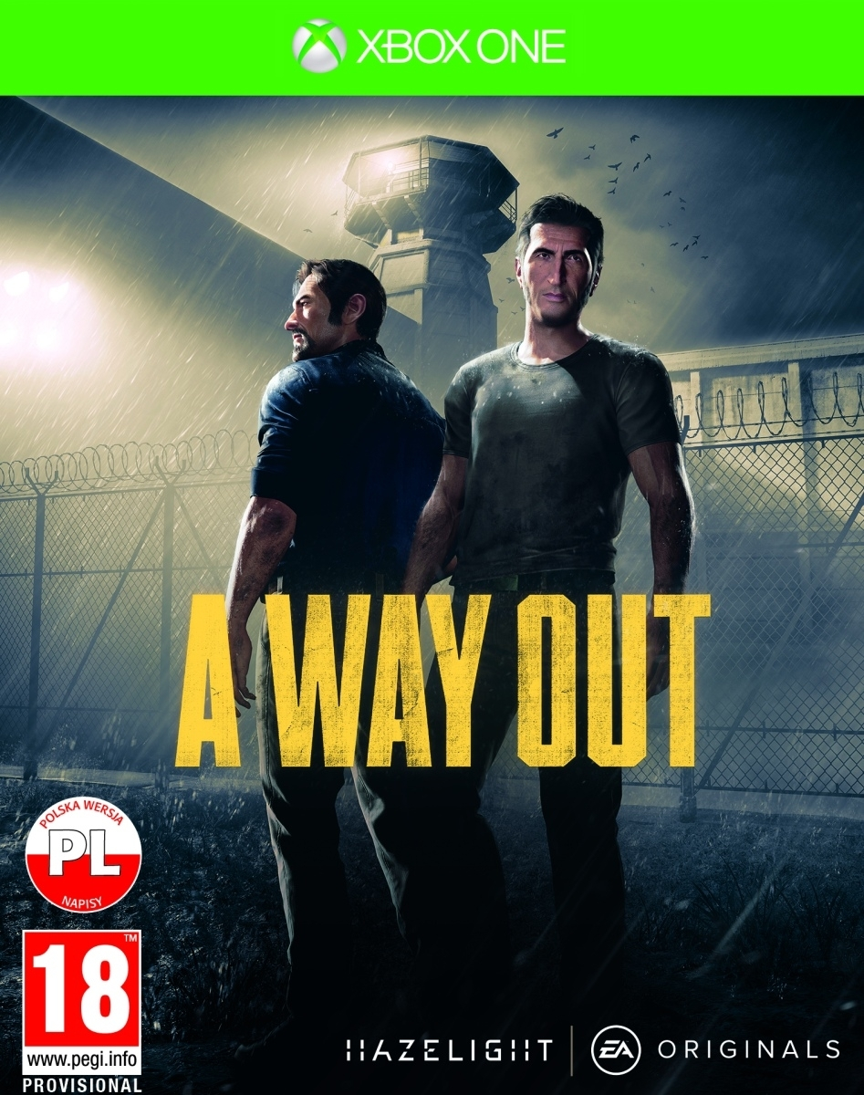 A Way Out PL (Xbox One)