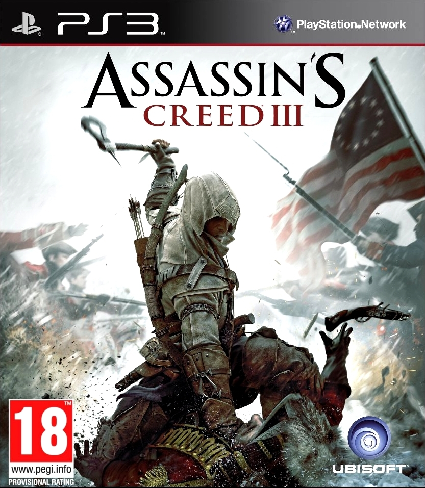 Assassin's Creed III PL (PS3)