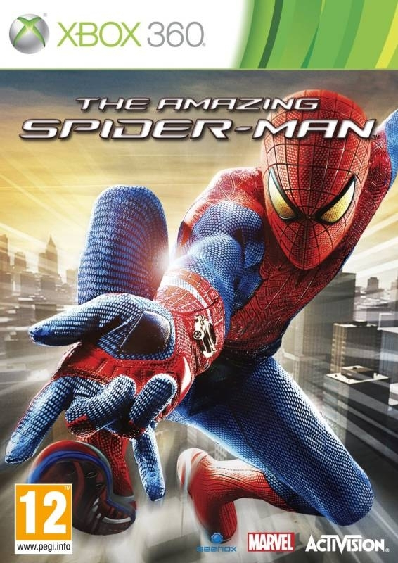 The Amazing Spider-Man / Niesamowity Spider-Man (Xbox 360)