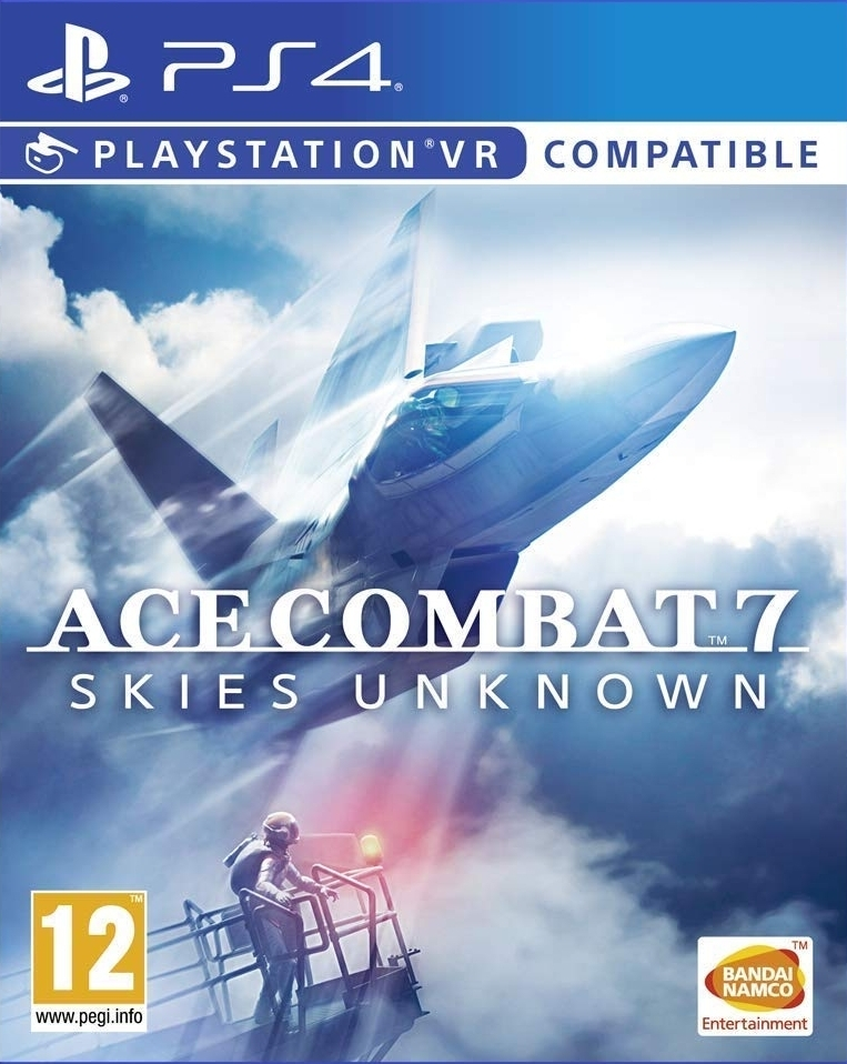 Ace Combat 7 Skies Unknown VR (PS4)