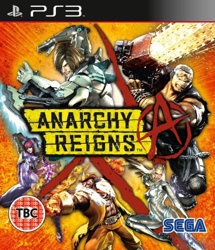 Anarchy Reigns (PS3)