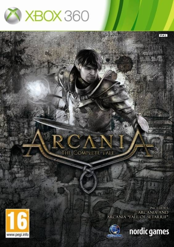 ArcaniA - The Complete Tale ANG / PL (Xbox 360)