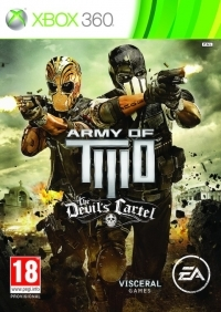 Army of Two: The Devil's Cartel / Army Of Two The Devils Cartel (Xbox 360)