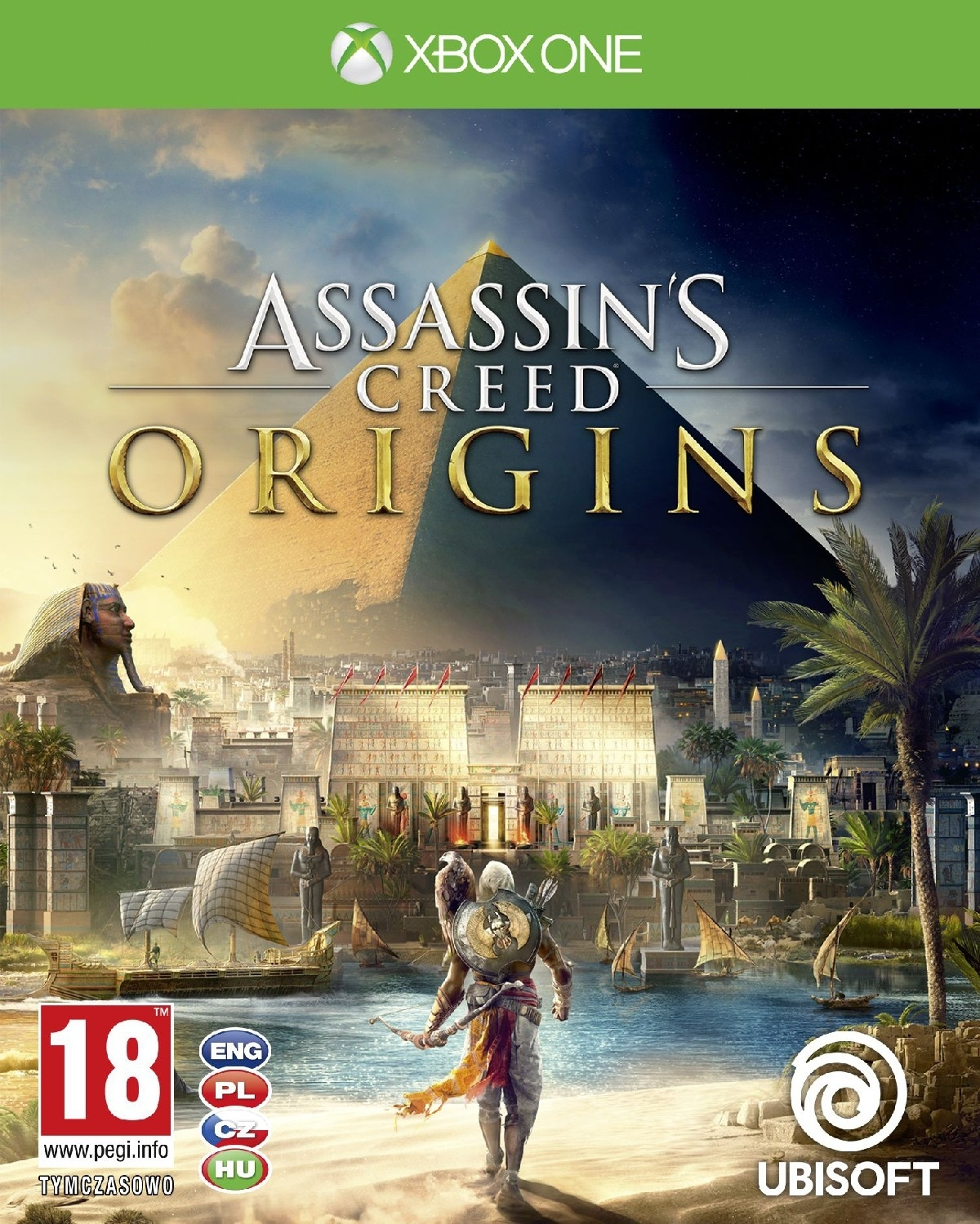 Assassin´s Creed Origins PL (Xbox One)