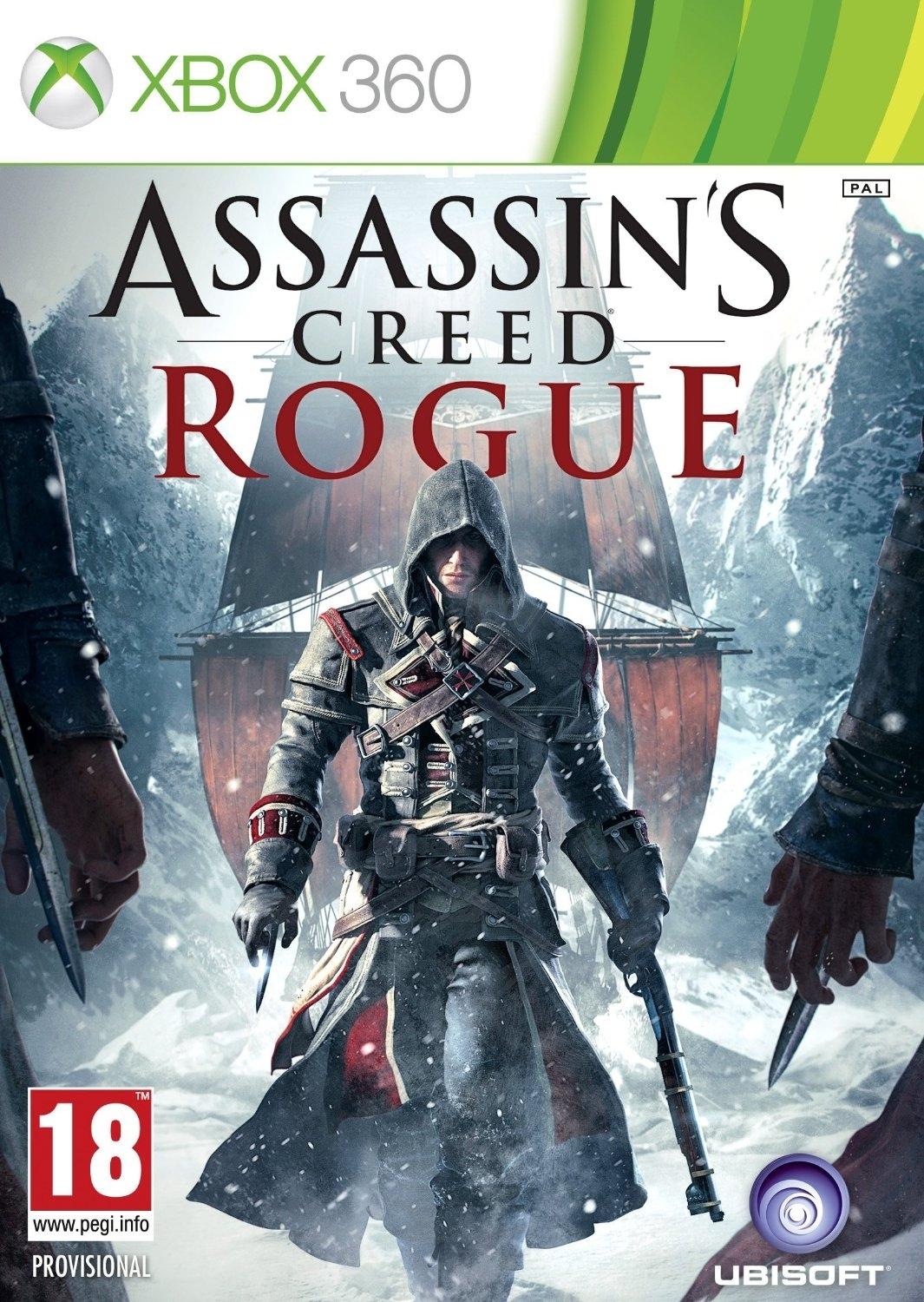 Assassin's Creed Rogue PL (Xbox 360)