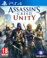 Assassin's Creed Unity / Assassins Creed Unity (PS4)