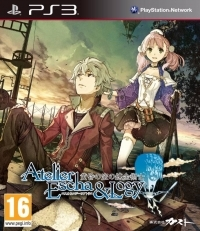 Atelier Escha and Logy Alchemists of the Dusk Sky (PS3)