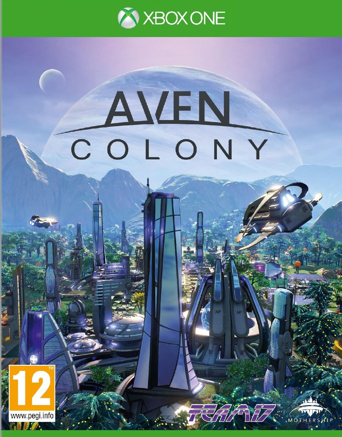 Aven Colony (Xbox One)