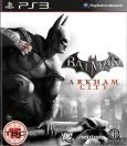 Batman Arkham City PL (PS3)