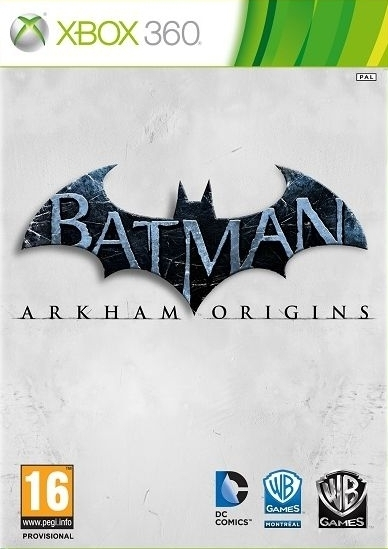 Batman Arkham Origins (Xbox 360)