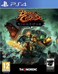 Battle Chasers Nightwar (PS4)