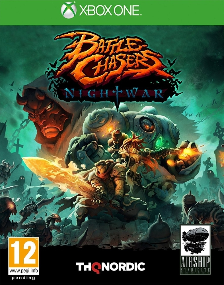 Battle Chasers Nightwar (Xbox One)