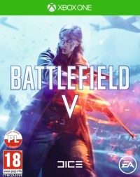 Battlefield V 5 PL (Xbox One)