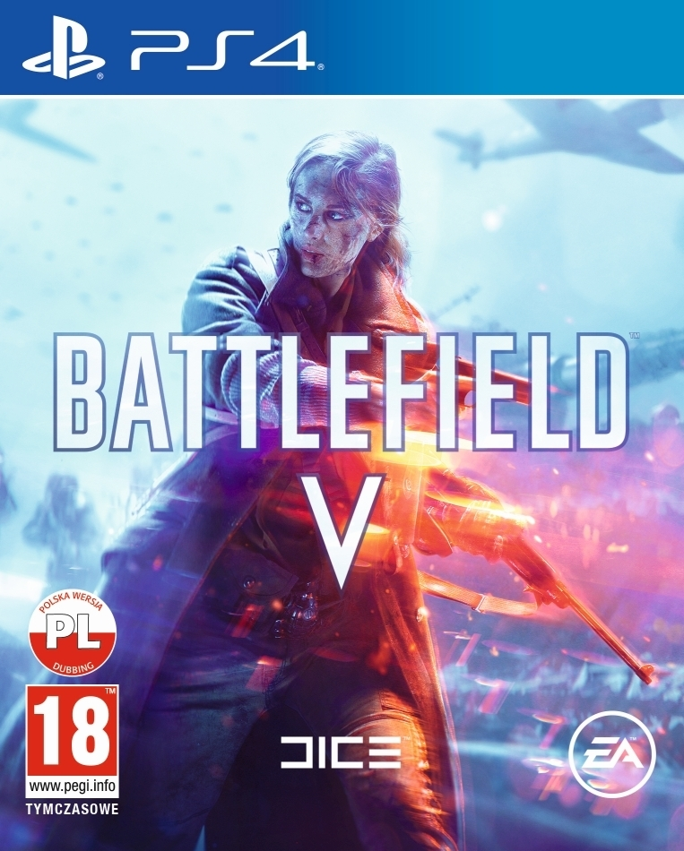 Battlefield V PL (PS4)
