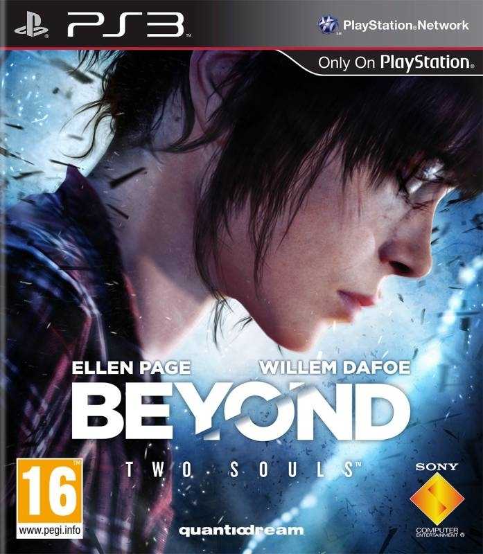 Dwie Dusze, Beyond: Two Souls   PL / ANG (PS3)