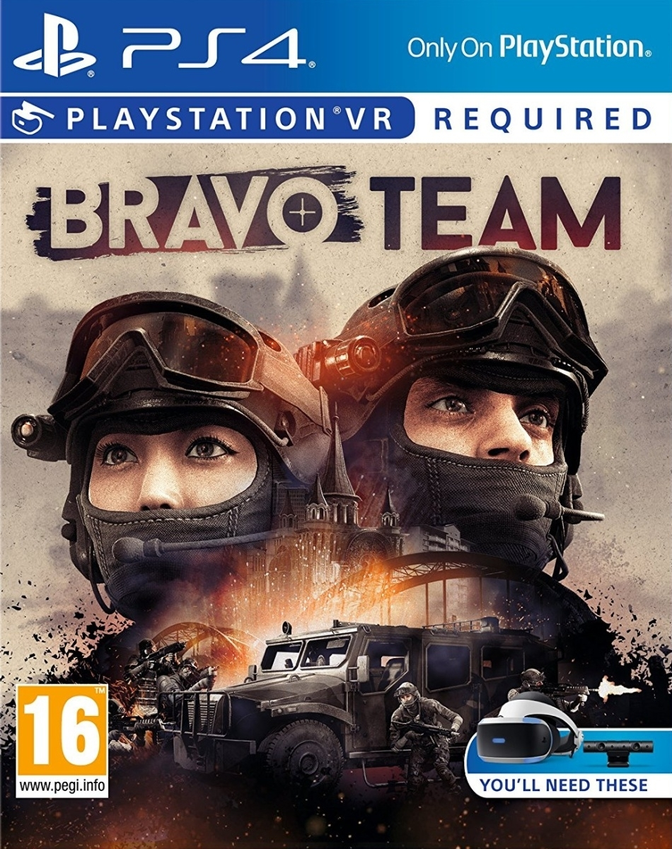 Bravo Team VR PL (PS4)