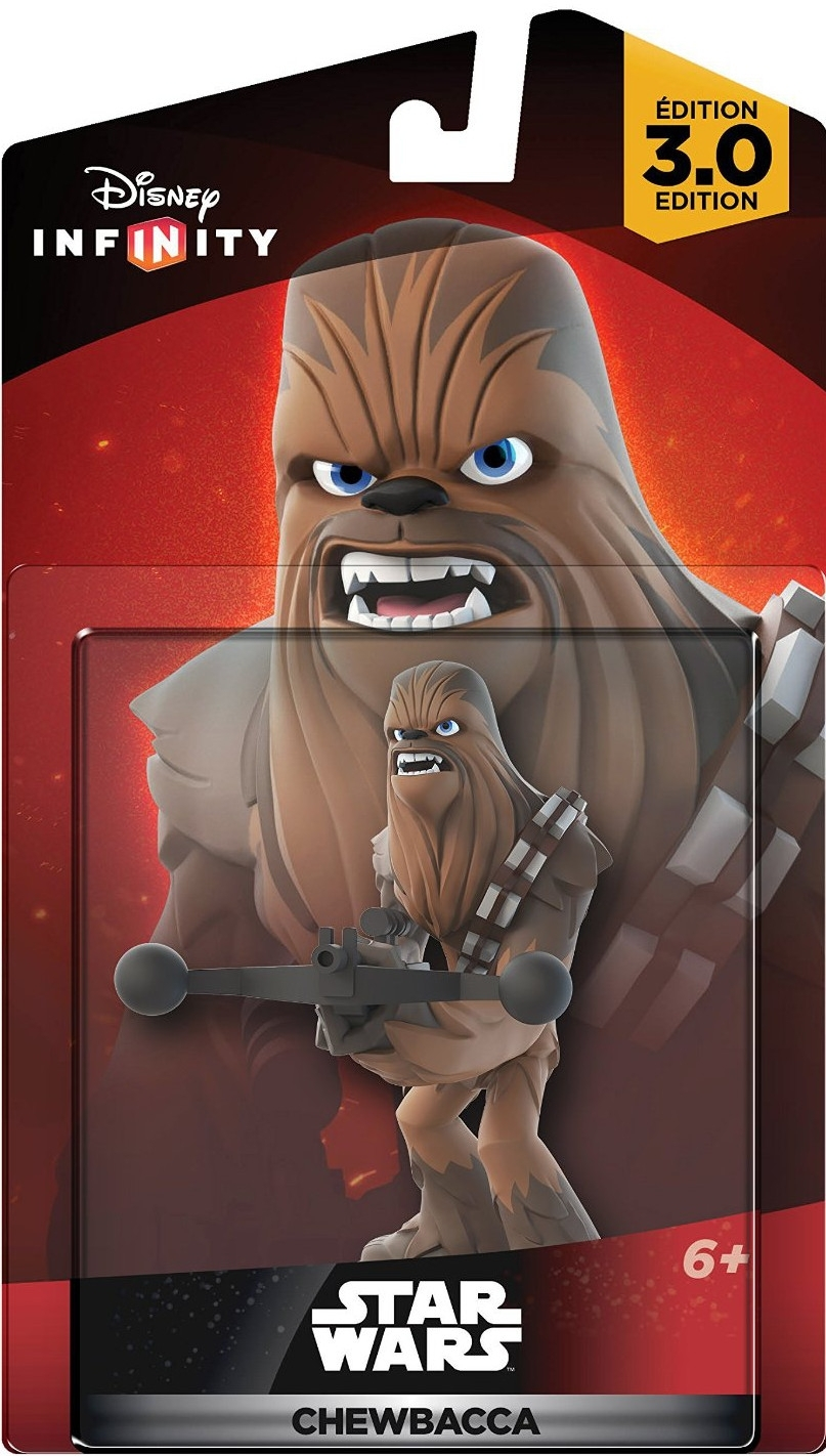 Figurka Disney Infinity 3.0 Chewbacca (PS3, PS4, Xbox 360, Xbox One, WiiU, 3DS)