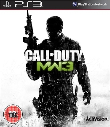 Call Of Duty: Modern Warfare 3 PL (PS3)