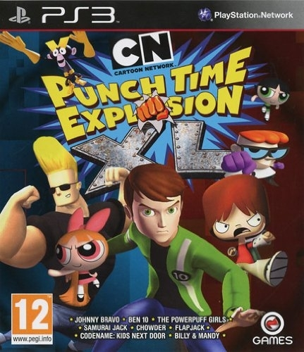 Cartoon Network : Punch Time Explosion XL (PS3)