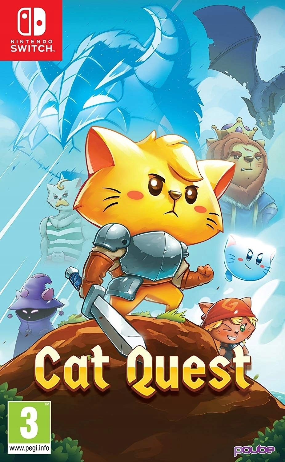 Cat Quest Nintendo Switch