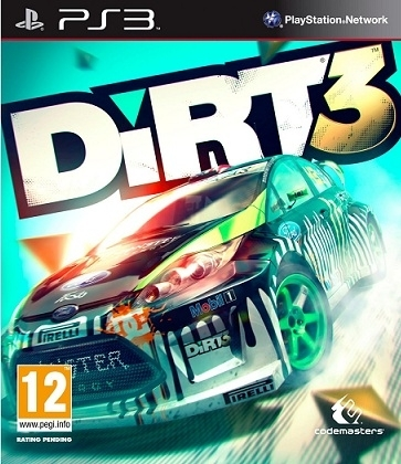 Colin McRae: DIRT 3 (PS3)