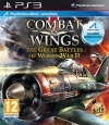 Combat Wings The Great Battles of WW II Move (PS3)