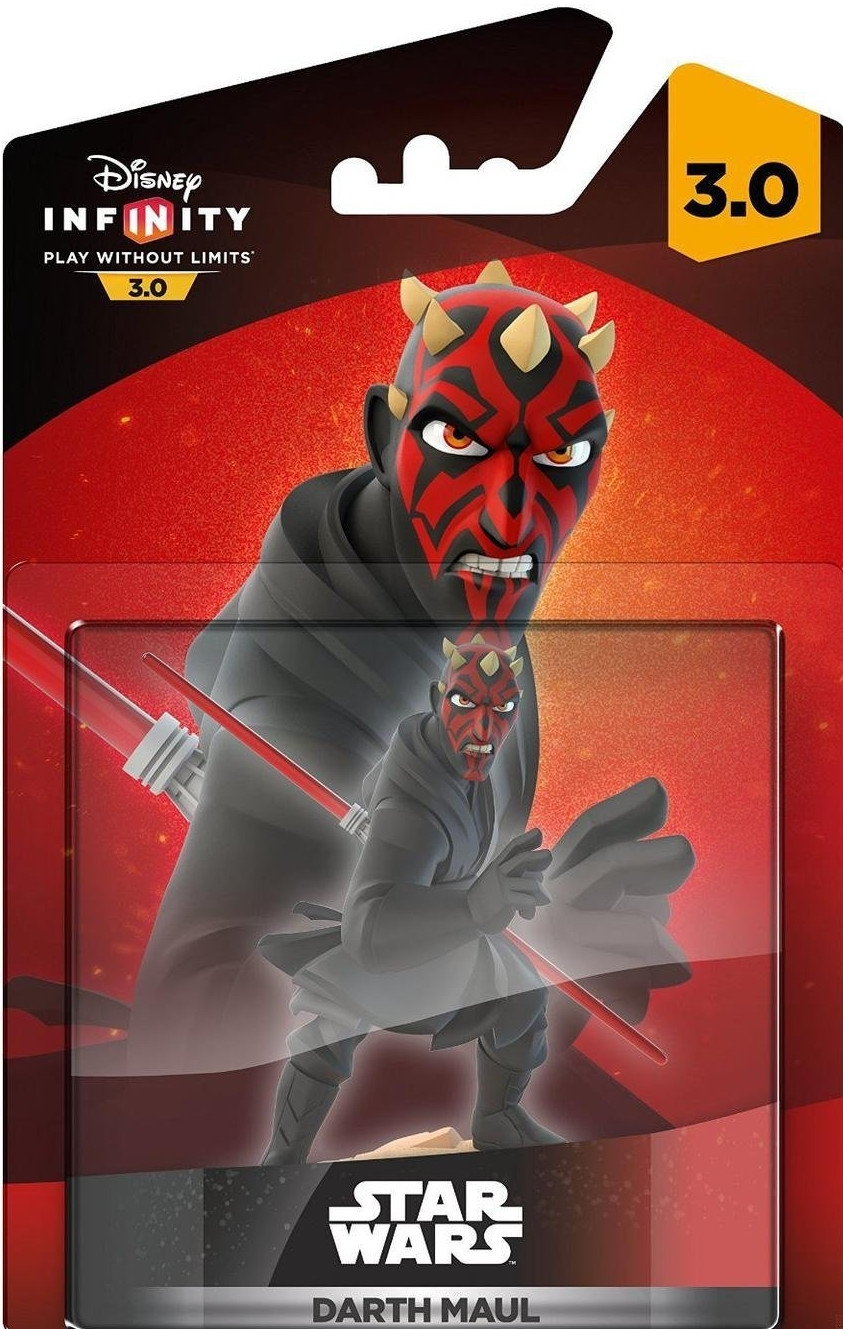 Figurka Disney Infinity 3.0 Darth Maul (PS3, PS4, Xbox 360, Xbox One, WiiU, 3DS)