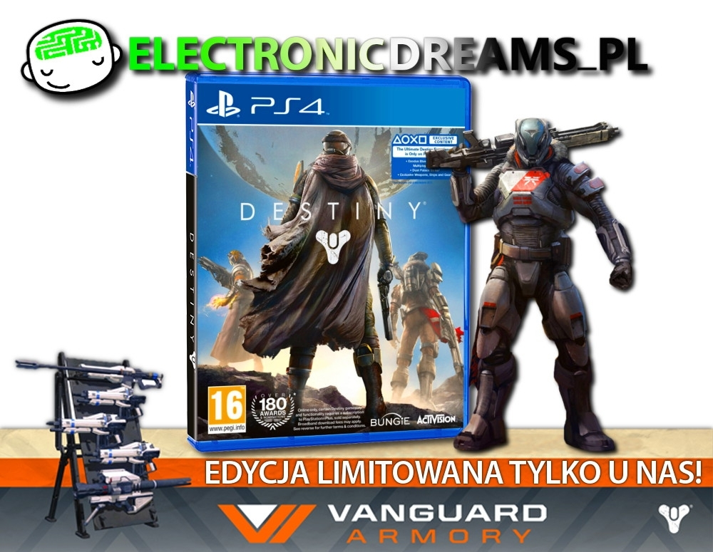 Destiny Vanguard Edition (PS4)