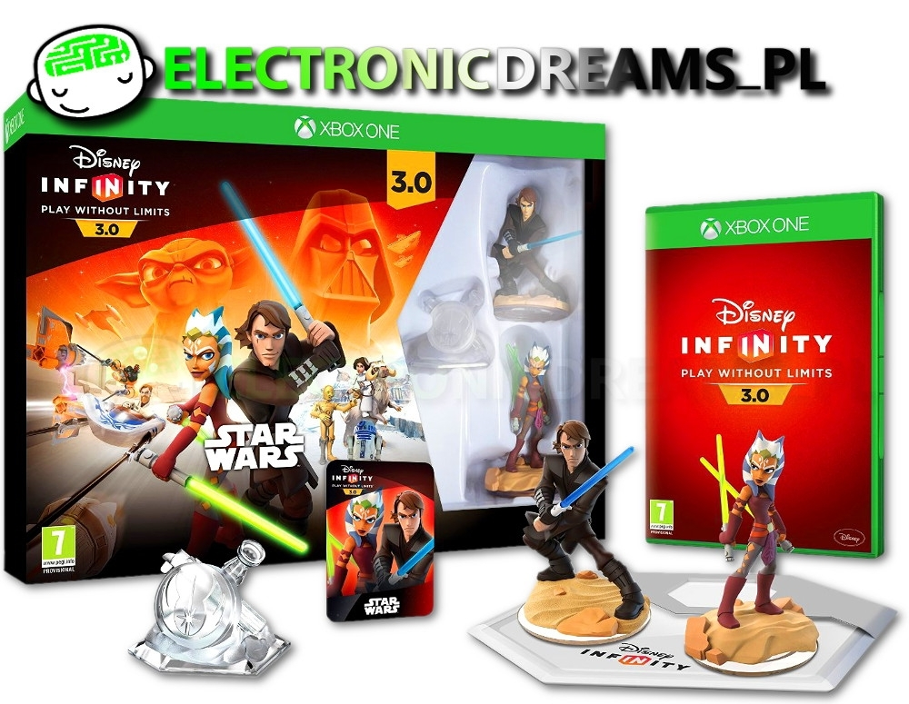 Disney Infinity 3.0 Star Wars Starter Pack (Xbox One)