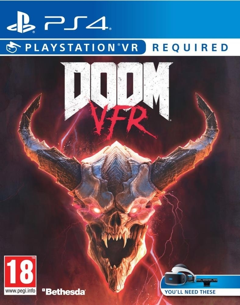 Doom VFR PL (PS4 VR)