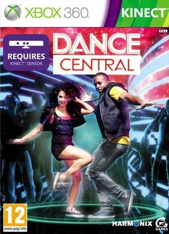 Dance Central PL Kinect (Xbox 360)